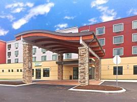 Wyndham Garden State College, accessible hotel in State College