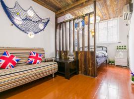 【Yingtangcheng▪6】Mediterranean Style Apartment Near People Squre