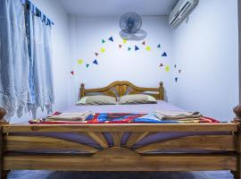 Abyss Hostel, hotel near Jitsin Petrol Station Sairee Branch, Ko Tao