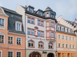Hotel Deutsches Haus Mittweida, Hotel in Mittweida