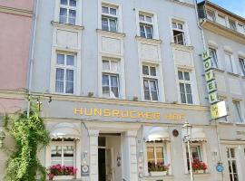 胡恩斯呂克霍夫城市酒店