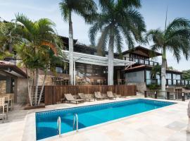 Ilha Branca Exclusive Hotel, hotel in Búzios