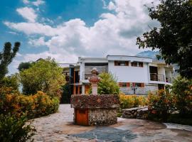 Inti Ñan Hotel, hotel in Urubamba