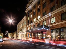 格林姆斯格雷卡第一酒店,奧斯陸的飯店