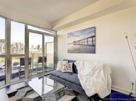 Lux 1BR Suite in King West