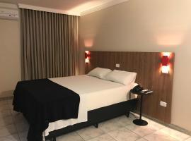 Hotel Diamante, hotel em São Paulo