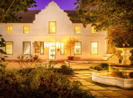 Arambrook Boutique Hotel, hotel in Cape Town