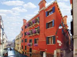 Hotel Mercurio, hotel in Venice