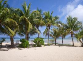Jamelah Beach Guest House, hotel ad Anse aux Pins