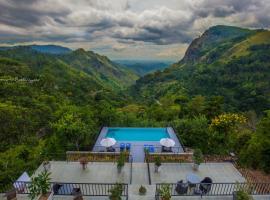 Mountain Heavens, hotel in Ella