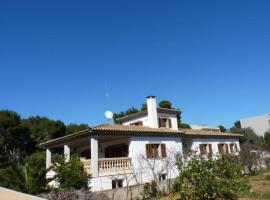 Casa Joana, Ferienhaus in Cala Ratjada