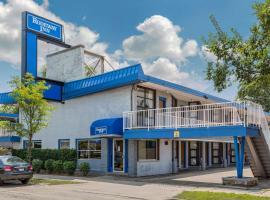 Rodeway Inn Chicago, motel in Chicago