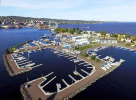 Park Point Marina Inn, lodging in Duluth