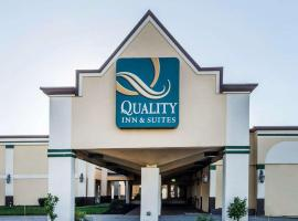 Quality Inn & Suites Conference Center Across from Casino, hotel with pools in Erie