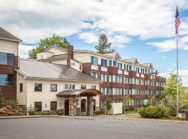 Comfort Suites South Burlington near University
