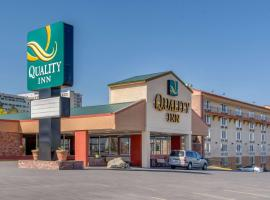 Quality Inn Spokane, Downtown 4th Avenue