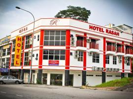 Hotel Rasah Seremban, hotel in Seremban