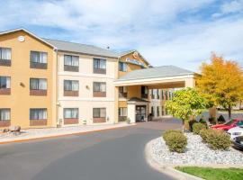 Comfort Inn North Colorado Springs, pet-friendly hotel in Colorado Springs