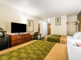 Econo Lodge Canon City, hotel with jacuzzis in Canon City