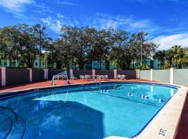 Econo Lodge Busch Gardens Tampa
