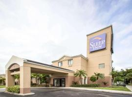 Sleep Inn Miami Airport: Miami'de bir otel