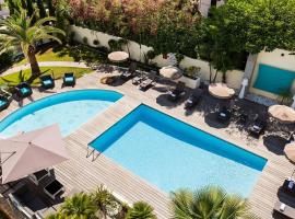 Clarion Suites Cannes Croisette, spa hotel in Cannes