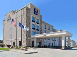 Home2 Suites By Hilton Bismarck, hotel in Bismarck