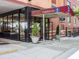 Comfort Inn Brooklyn, accessible hotel in Brooklyn
