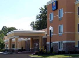 Comfort Inn & Suites Saratoga Springs, family hotel in Saratoga Springs