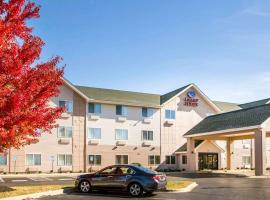 Comfort Suites Columbus West - Hilliard
