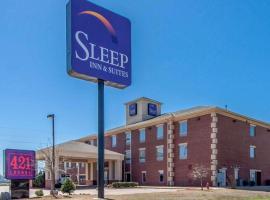 Sleep Inn & Suites Lawton Near Fort Sill
