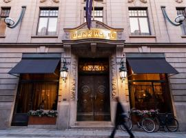Bank Hotel, a Member of Small Luxury Hotels, hotel in Stockholm