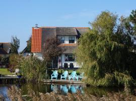 Villa Buitenplaats 47, hotel in Callantsoog