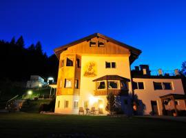 Hotel-Garni Drachenburg, hotel in Mittenwald