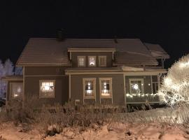 Cozy house close to Arctic Circle