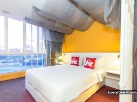 ZEN Rooms Sakura Boutique Hotel