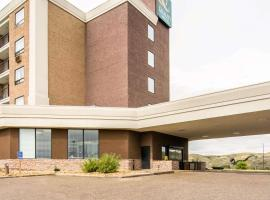Quality Hotel Drumheller