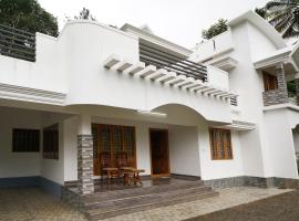 4BHK White Snow Spacious Holiday Home Munnar