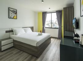 Lestar Hotel Saigon 1, khách sạn ở TP. Hồ Chí Minh