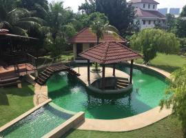 The Iris Villa