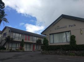 Cornwall Park Motor Inn