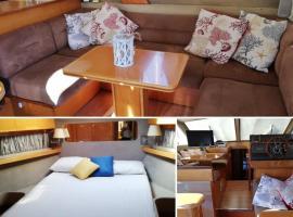 Amber Princess Boat & Breakfast