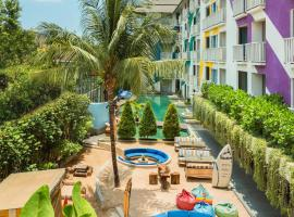 Bliss Surfer Hotel, accessible hotel in Legian