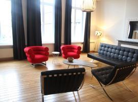 Hoogpoort Residence George, apartment in Ghent