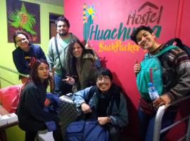 Huachuma BackPacker's