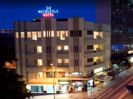 Hotel Metropole, hotel near Francisco Nunes Theather, Belo Horizonte