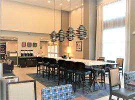 Hampton Inn & Suites Mount Laurel/Moorestown