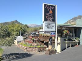 Alpine Trail Ridge Inn, accessible hotel in Estes Park