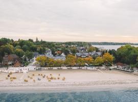 StrandHotel Seeblick, Ostseebad Heikendorf