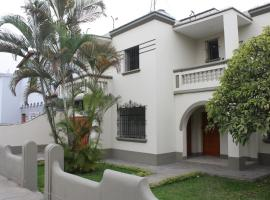 Miraflores Home Hostel